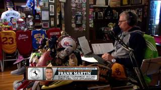 Frank Martin on The Dan Patrick Show (Full Interview) 03/29/17