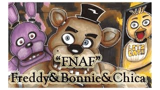 Five nights at Freddy s Freddy Bonnie Chica