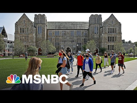 College Enrollments Plummet As Pandemic Drives Students To Drop Out
