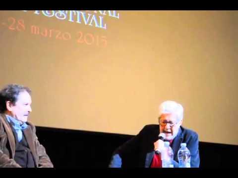 Ettore Scola - Cinema e politica: La terrazza - prima parte - YouTube