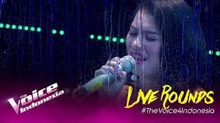 Download lagu My All (Mariah Carey) - Vionita | LIVE Rounds | The Voice Indonesia GTV 2019