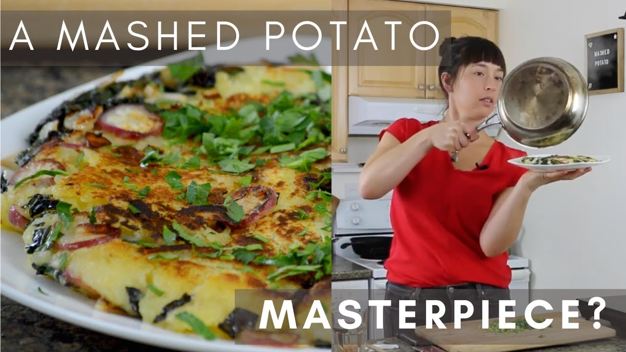 how to use up mashed potatoes