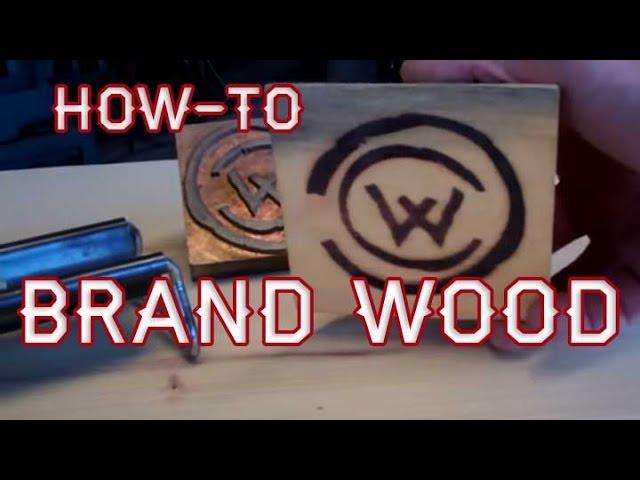 Build Wood Burning Branding Irons Diy Wood Plans Blog Wiry45oha