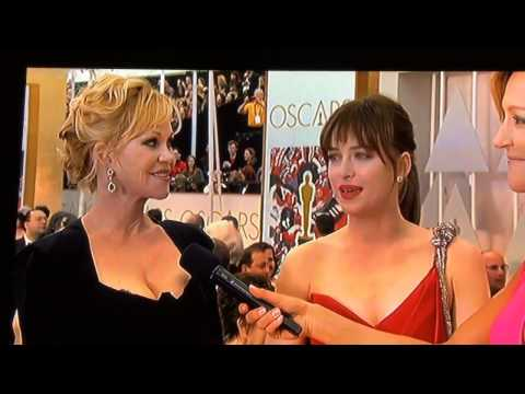 Melanie Griffith and Dakota Johnson | Melanie Griffith at Oscars SNL
