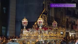 Jesús de la Pasión y Virgen de la Merced por Cuna y Orfila (Semana Santa Sevilla 2018)