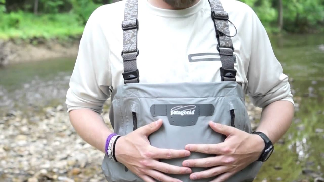 Tco Fly Shop Product Feature Patagonia Rio Gallegos Wader Youtube