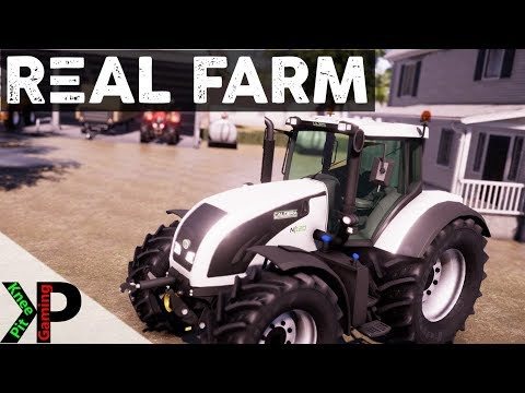 Lets Play Real Farm #2 – Cultivating and Sowing – Real Farm Gameplay