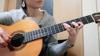 七尾旅人さんのサーカスナイト 私がカバーさせていただいたギターの弾き方の説明をさせていただきました 七尾旅人さん、青葉市子さんの弾き方...
