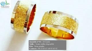 ALLIANCES DE MARIAGE quot;OR PUR 18 Caratsquot;