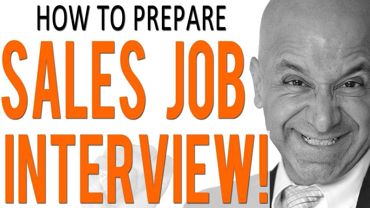 B2B Sales Job Interview Preparation - Five Tips to Get Hired ...