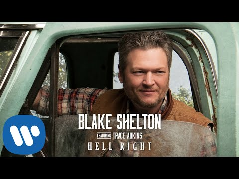 The Boxer Show - Grab a Listen of Blake Shelton w/Trace Adkins New Tune Hell Right