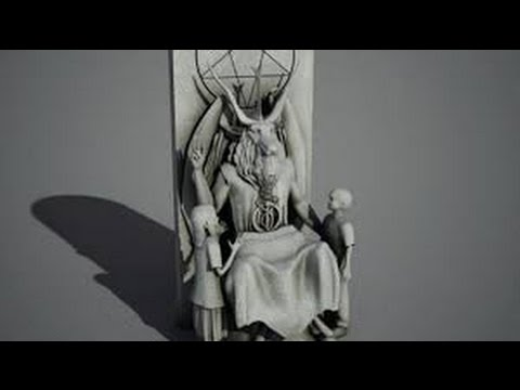 Oklahoma Capital Reveals New Baphomet Statue?