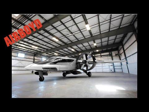 XTI TriFan 600 VTOL Aircraft Reveal