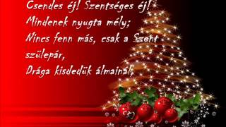 Silent Night, 30 languages