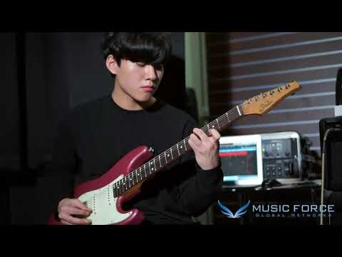 [MusicForce] Suhr Classic S Antique Roasted Demo - Crush 'Cereal' by Guitarist '함성훈' (Seong Hun Ham)