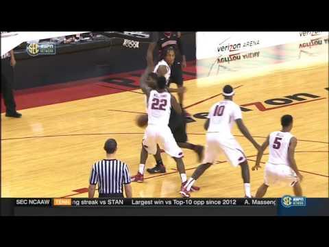 Nino Johnson College Basketball Highlights