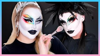 CRAZY DRAG TRANSFORMATION! ft. GottMik | NikkieTutorials
