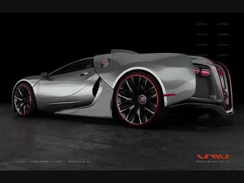 Bugatti Renaissance Concept car Official Trailer 2010 - YouTube