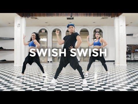 Swish Swish - Katy Perry Feat. Nicki Minaj (Dance Video) @besperon Choreography #swishswishchallenge