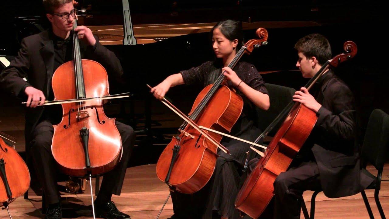 Leo: Concerto in G major for Cello Quintet