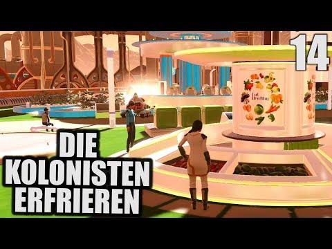 Surviving Mars Deutsch #14 Kolonisten erfrieren | Let's Play Surviving Mars Gameplay German