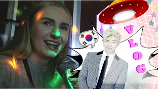 КОРЕЯ💜Город Рэп Монстра.100 баллов за BTS в караоке.Знакомство с крутой корейской семьей~