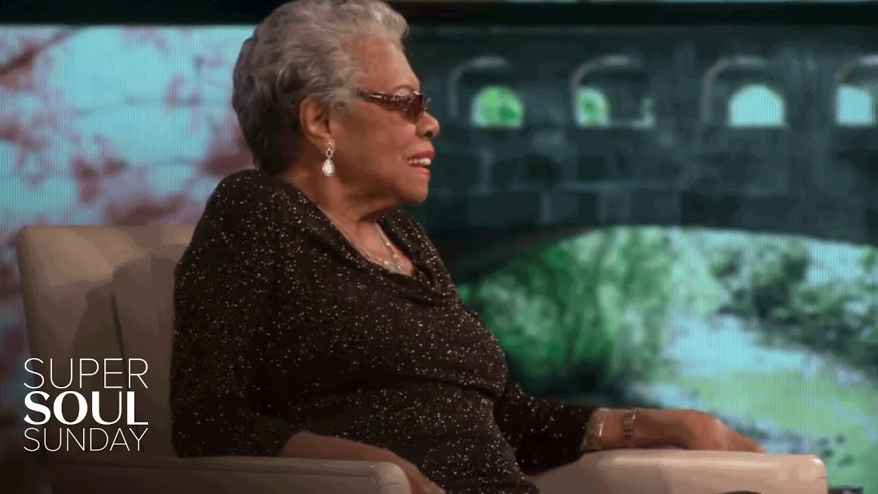 The Best Advice Dr. Maya Angelou Has Ever Given | and Received | SuperSoul Sunday | OWN