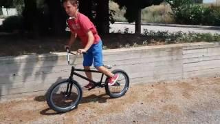 Θανάσης Ντελής Bmx Rider