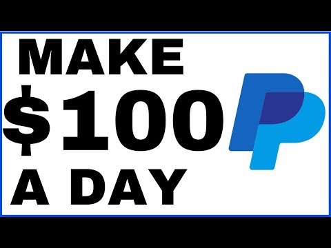 Make $100 Direct To Your PayPal Account - Make Money Online Fast!