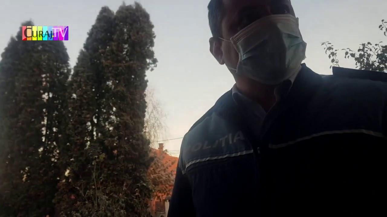 Geană merge nechemat la poliţia din Breaza - Curaj.TV