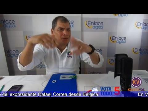 EN VIVO | Enlace Ciudadano con Rafael Correa