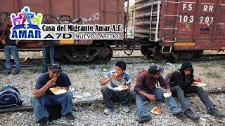 Ayudando al Projimo-Felipe  Garibo - Vamos a predicar-   Casa del Migrante Amar. a. c.