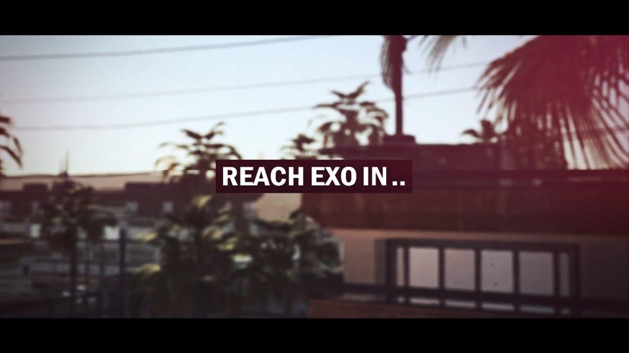 Reach Exo: Exolence #6 by Reach Ozem