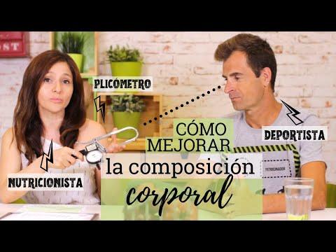 COMPOSICIÓN CORPORAL DE DEPORTISTAS | Cómo bajar la grasa corporal