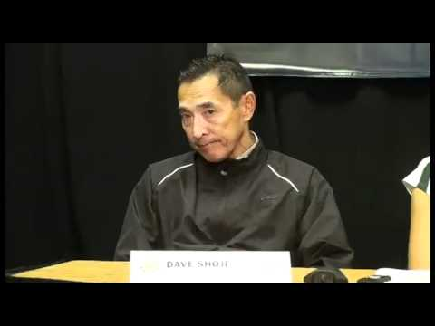 University of Hawaii Post Game Press Conference 12-01-11