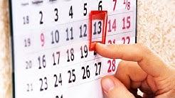 13 Krasse Ereignisse, die am Freitag dem 13. geschahen 😳
