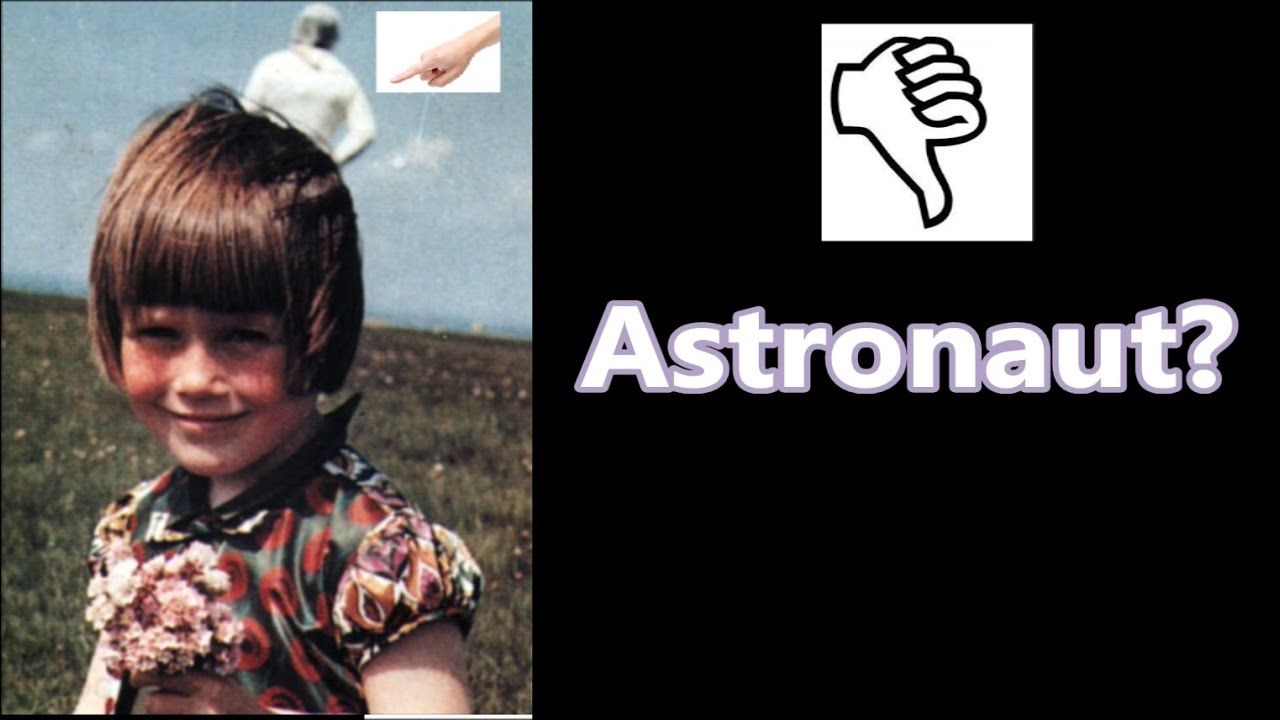 astronaut behind - photo #29