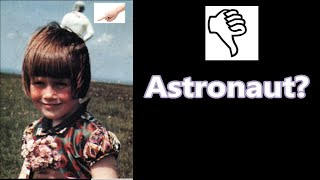 Solway firth spaceman  Mystery Spaceman  Is it cosmonaut astronaut behind the girl?