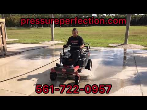 Pressure Perfection - Ground Cleaning In West Palm Beach