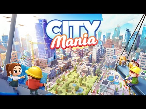 City Mania: Town Building Game thumb
