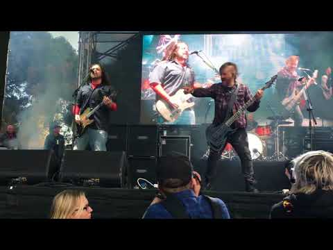 Seether - Let you down (live)