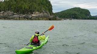 Canoeing and Kayaking in Bas-Saint-Laurent, Québec | Paddle Tales