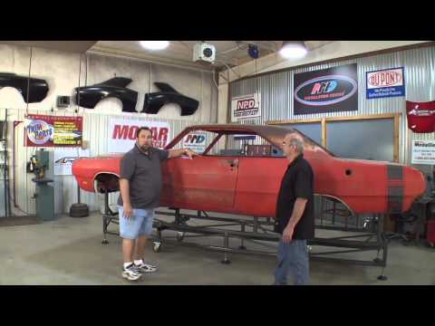 Dodge Dart Quarter Panel Replacement / D.D.Q.P.R.