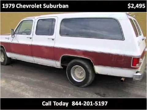 1979 chevrolet suburban used cars abilene tx youtube for Kent beck motors abilene