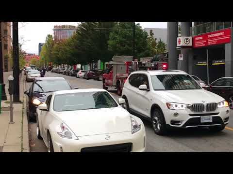 *Dying Siren :(* Vancouver Fire & Rescue Services - Wildlands 8 Responding