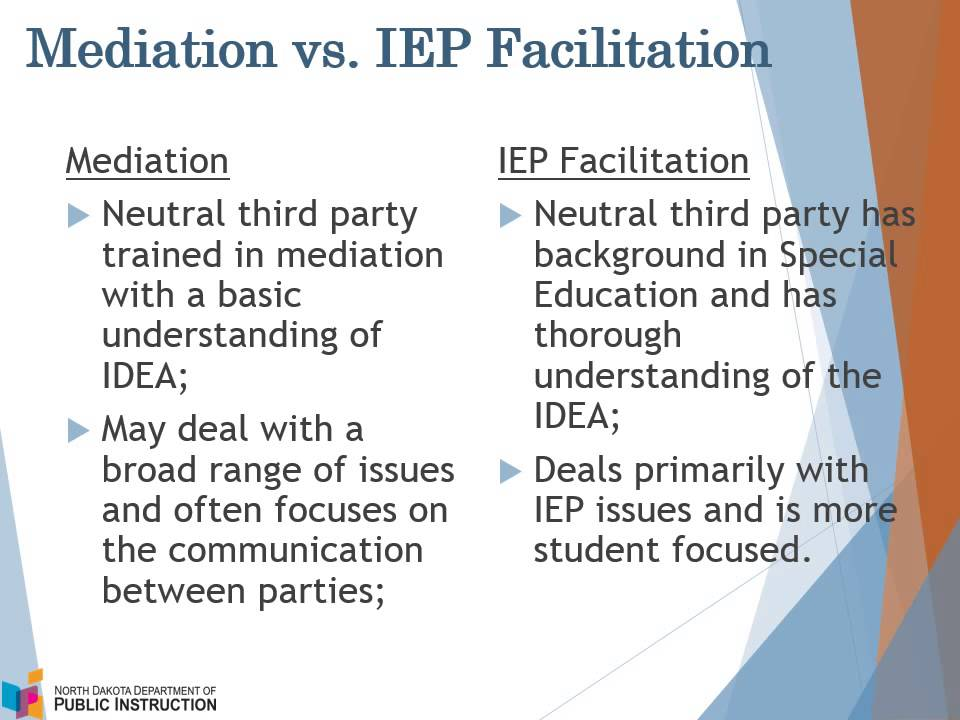Resolving Special Ed Disputes >> Options For Resolving Disputes In Special Education Youtube