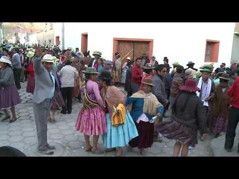 """Salinas de Garci Mendoza 29 junio de 2017 """"ACHOOCO"""""""