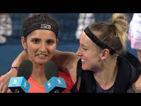 Sania Mirza Congratulates Bethanie Mattek-Sands Becoming Doubles World No.1