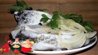 Селедка из щуки от Мишани.  Старый рецепт.  Herring with pike