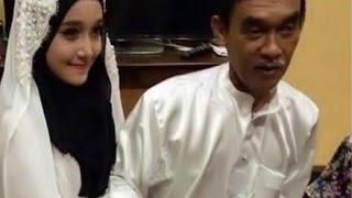 Gadis 18 Tahun Dinikahi Kakek 66 Tahun di Malaysia